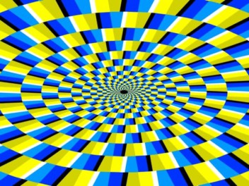 Crazy Nuts Illusion!